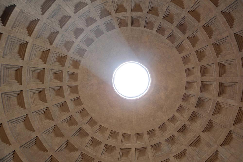 Panthéon, Rome.